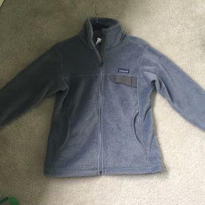 Patagonia Women's Small Grey Full zip